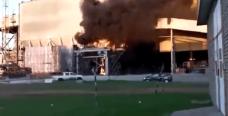 Conveyor belt fire at Eskom plant in Mpumalanga
