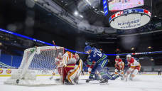 Canucks snap 6-sport losing streak with 3-1 win over Flames