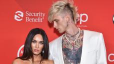 'My bloody valentine': Machine Gun Kelly says on Instagram he wears Megan Fox's blood around his neck