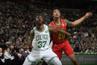 WATCH: Could simply gentle the Boston Celtics trade for Atlanta's John Collins?