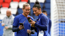 USWNT World Cup winners Ali Krieger and Ashlyn Harris announce adoption of baby girl