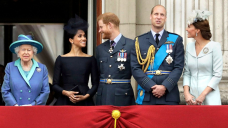 How the Royal Family Reacted to Prince Harry, Meghan Markle's Being pregnant Info