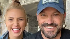 Brian Austin Inexperienced Gushes Over 'Wonderful' GF Sharna Burgess on Valentine's Day