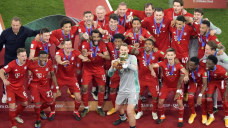 Six-pack Bayern have no time to celebrate