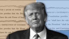 Trump's Senate impeachment trial is over, another time. But the 2020 election? Now not but.