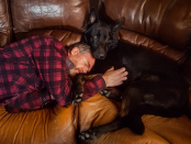 Calgary veterans fundraising to cover service dogs's medical bills