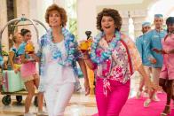 Think the trailer: 'Barb & Star Recede to Vista Del Mar' starring Kristen Wiig and Annie Mumolo