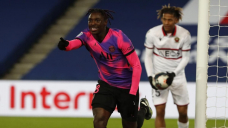 Kean sends PSG back to the top of Ligue 1