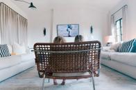 Internal Harry Styles' new girlfriend Olivia Wilde's stylish LA home