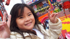 Mum of girl fatally 'catapulted' from show ride asked staff to secure daughter, inquest told