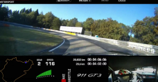 Bolt Onboard The 992 Porsche 911 GT3 For A Sub-7min 'Ring Lap