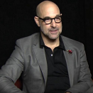 Stanley Tucci relished starring with Colin Firth in 'Supernova'