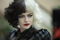 Emma Stone stars as iconic Disney villain in 'Cruella' trailer