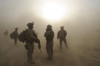 NATO hasn't reached decision on whether to leave Afghanistan as deadline looms