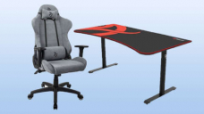 Most effective Dangle Is Having A 1-Day Sale On Gaming Desks And Chairs
