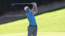 Longshot grabs first-round lead at Genesis Invitational