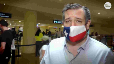 Senator Ted Cruz flew to Mexico on vacation amid Texas' icy weather crisis
