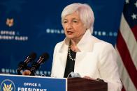 Biden tax hikes would likely phase in slowly, Treasury Secretary Yellen says