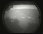 Correct in: Perseverance Rover has landed – This is its first photo of Mars