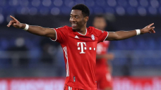 David Alaba to leave Bayern after 13 years