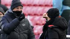 Sympathetic Man City coach praises Klopp