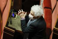 Italy: Holocaust survivor's plug for vaccine sparks hatred…