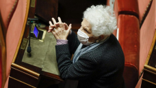 Italy: Holocaust survivor's plug for vaccine sparks hatred