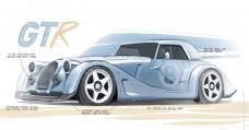 The Morgan Plus 8 GTR Will Be A Motorsport-Impressed V8 Thug