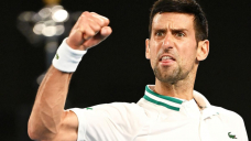 Australian Commence 2021 drama as Novak Djokovic at centre of 'smug' blunder ahead of Daniil Medvedev match