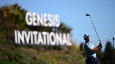 Longshot builds on lead at Genesis Invitational