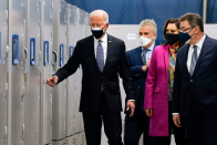 Biden says U.S. will seek to 'close cancer as we know it' after Covid pandemic