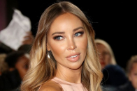 Lauren Pope shares contouring trick that makes her jawline look more defined