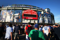 Cubs owner hopes Wrigley Field feels like 'a regular baseball game' by end of summer