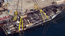 Not guilty plea after US dive boat fire