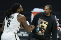 Kevin Durant remains unavailable for Nets vs. Clippers