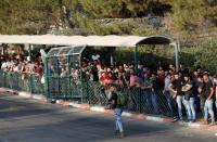 Coronavirus: Israel to vaccinate 100,000 Palestinian workers