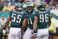 Wage cap restraints will force Eagles to make surprise decisions on more big named players