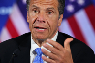 The Sound and the Fury of Andrew Cuomo