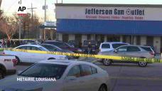 Three killed after shooting at Louisiana gun shop