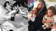 Younger Canberra dad's devastating terminal brain cancer diagnosis after sudden stuttering