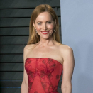 Leslie Mann was a mess when she worked with hero Judi Dench