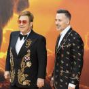 Sir Elton John losing weight during lockdown