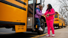 As millions of kids skip kindergarten, the learning gap widens — and schools may lose funding