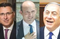 Israel Elections: Netanyahu needs Yamina, Gantz falls below threshold