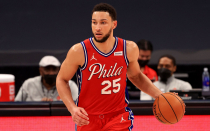 Sixers star Ben Simmons gives update on his health in return from flu