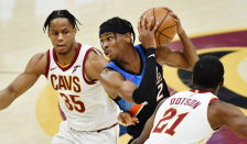 Shai Gilgeous-Alexander bounces back in Instruct win over Cavaliers