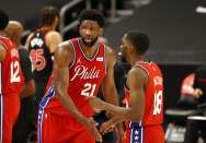 Joel Embiid, Sixers explain offensive struggles in loss to Raptors