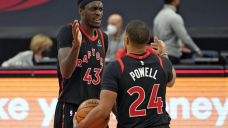Raptors turn back 76ers 110-103 for 4th straight win