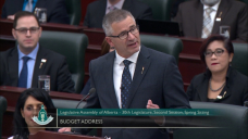 Pandemic '#1' priority in Thursday's funds: Alta. finance minister