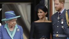 Queen's TV head-to-head with Harry, Meghan